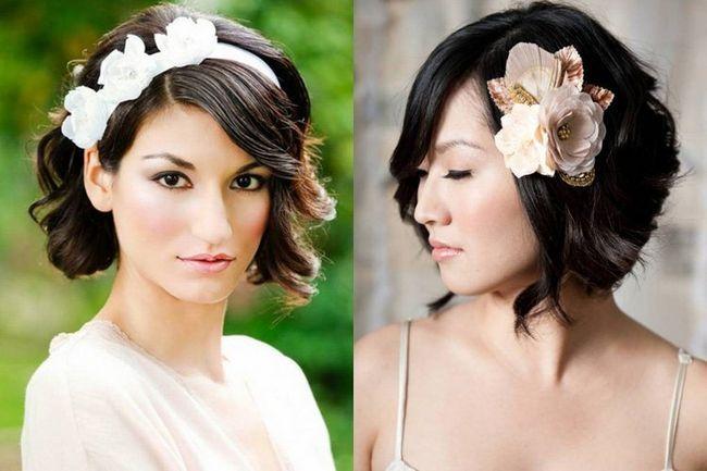 10 Penteados dama de honra incrível para cabelo curto - rock o olhar com confiança!