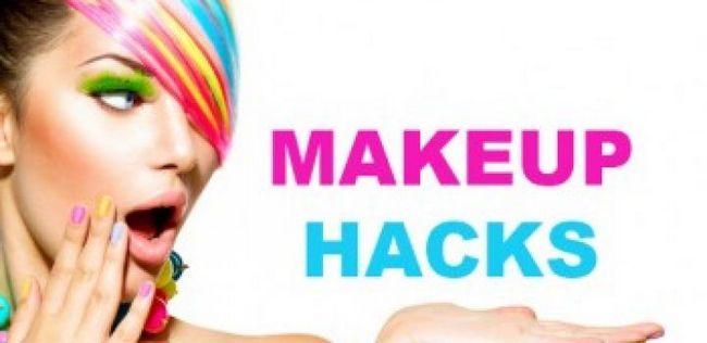 10 Hacks maquiagem surpreendente que pode mudar a sua vida
