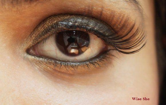 10 Smokey erros de maquiagem dos olhos para evitar
