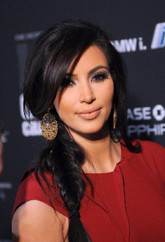 10 Melhor kim kardashian maquilhagem e cabelo parece