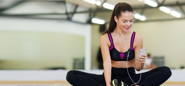 10 Melhores aplicativos de ioga para iphone e android para a prática de yoga