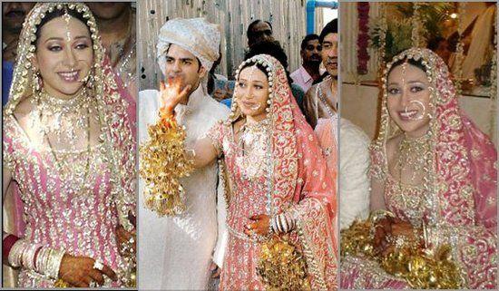 Kareena Kapoor lehenga casamento