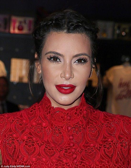 Maquiagem 10 celebridade deu terrivelmente errado