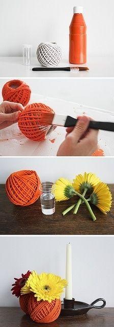 DIY Vaso