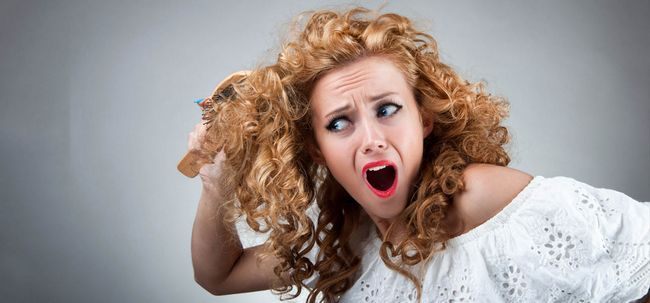 10-Minute máscara de cabelo milagre para danificado e cabelo seco, áspero crespos