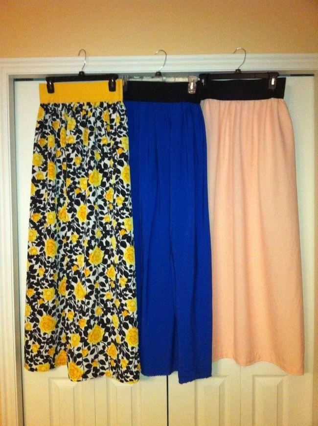 Consideravelmente Maxi Skirt
