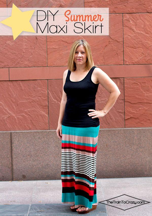 Verão Maxi Skirt