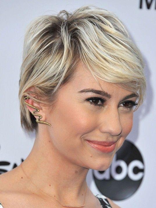 10 Penteados em camadas curtas para 2015: cortes de cabelo fáceis para mulheres