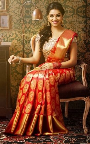Trousseau casamento indiano