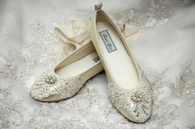 sandálias enxoval de noiva