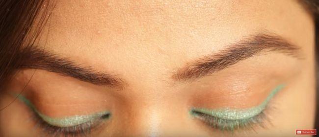 10 Maneiras originais de usar sombras de olho