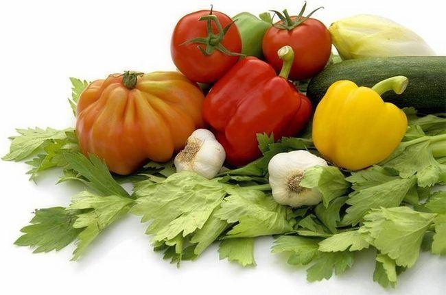 calorias negativas vegetais