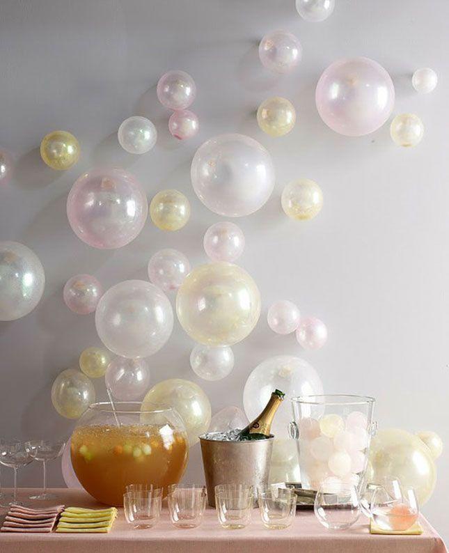 10 Maneiras de usar balões