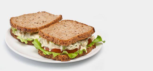 10 Gostoso receitas de pequeno-almoço para experimentar para ganho de peso