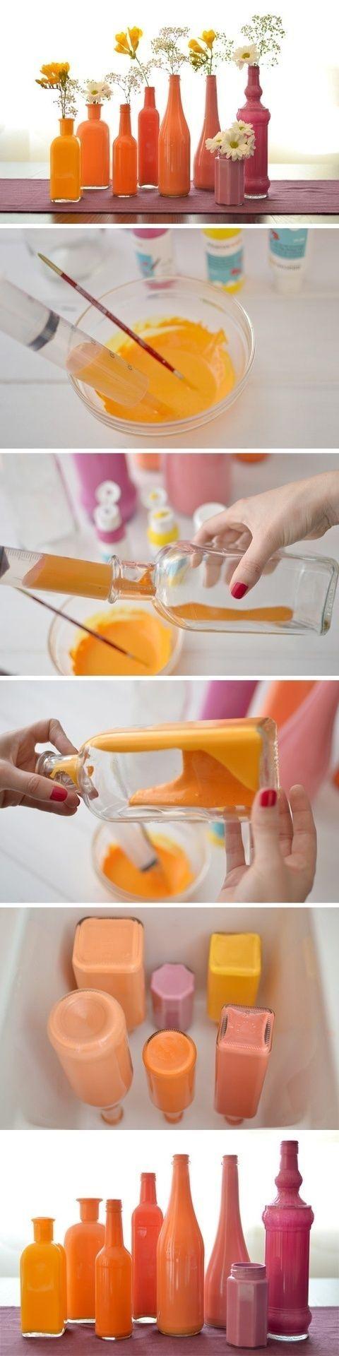 11 Projetos de diy para fazer vasos criativos
