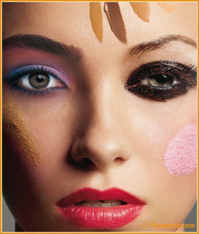 11 Erros make-up que fazem você parecer mais velho