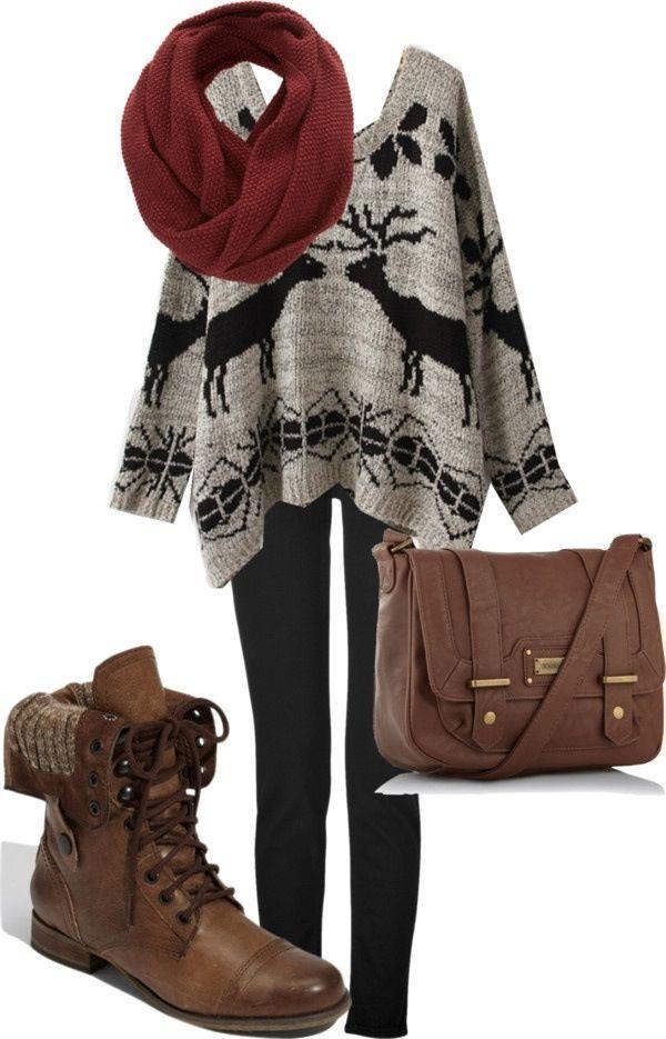 Estilo Vintage Clothing para o Outono 2016