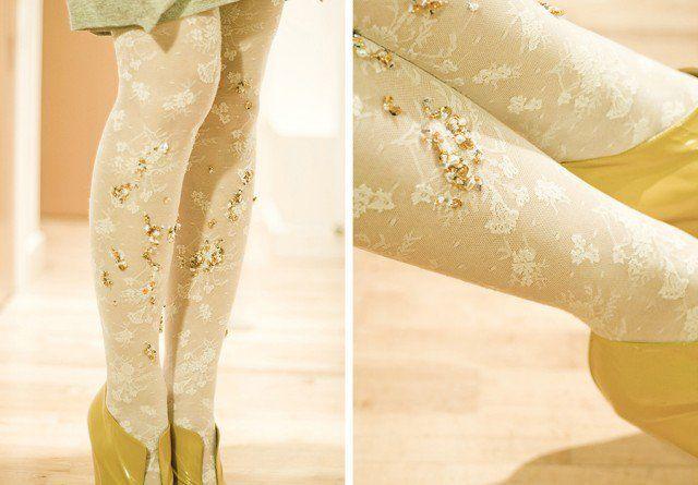 Leggings embelezado