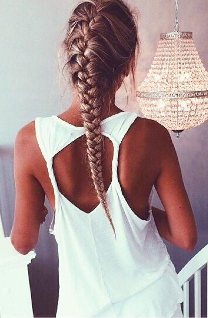 12 Penteados trança francesa impressionantes