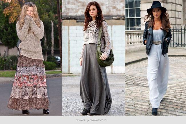 12 Dicas de estilo: como estilo de vestido maxi para o verão