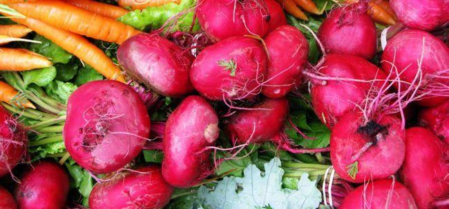 12 Vegetais maravilhosos para o crescimento do cabelo