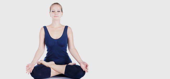 12 Exercícios de yoga para a concentração que trabalham maravilhas
