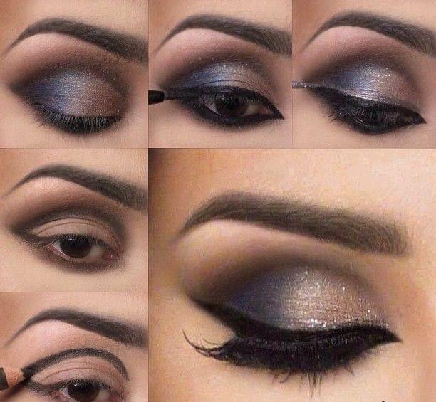 Escuro Smoky Eye Makeup Tutorial
