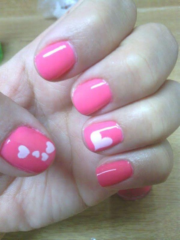 Nails rosa