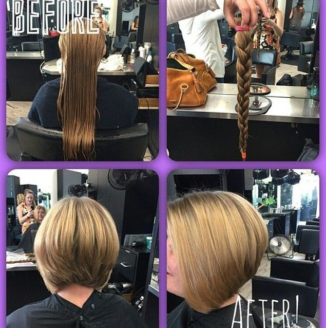 Curto Bob Haircut