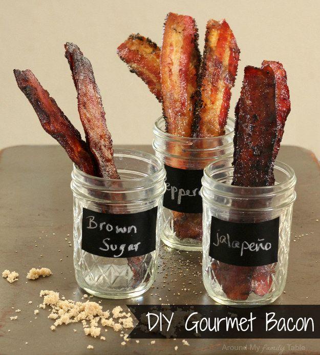 gourment Bacon