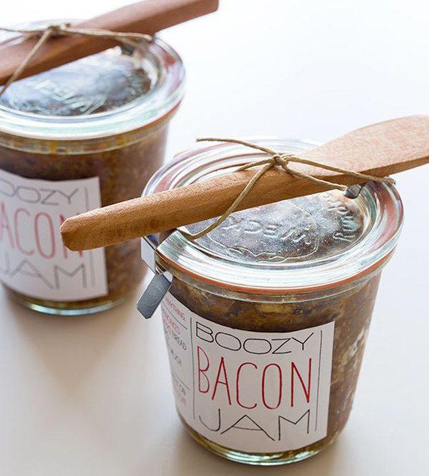 Geleia de Bacon