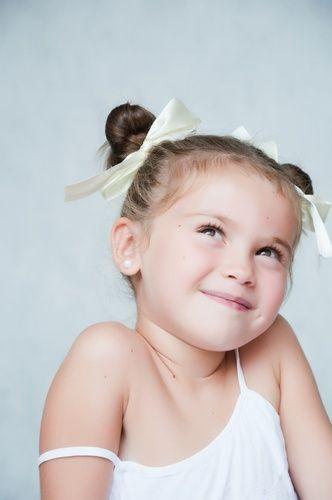 14 Penteados bonitos e encantadores para as meninas