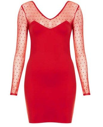 15 Vestidos de cocktail vermelho impressionantes para noites e festas