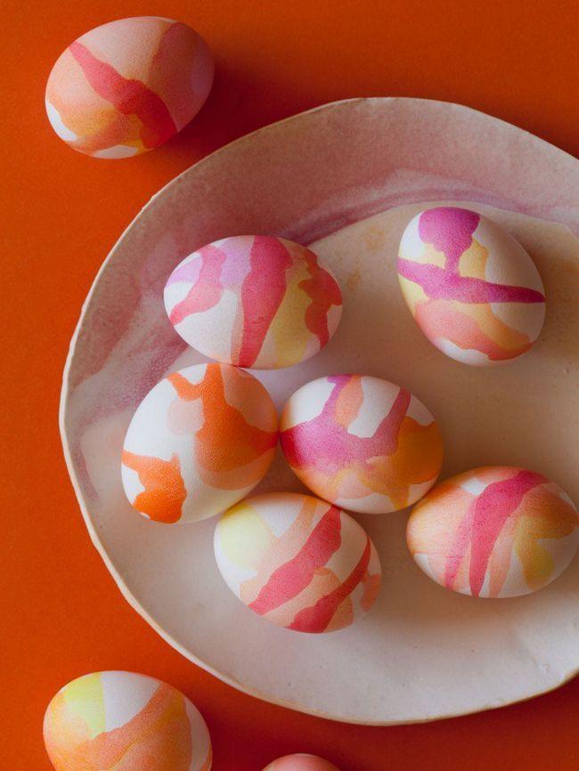 15 Diy idéias de ovos de páscoa para decorar o feriado
