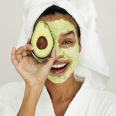 15 Projetos de máscara de frutas diy