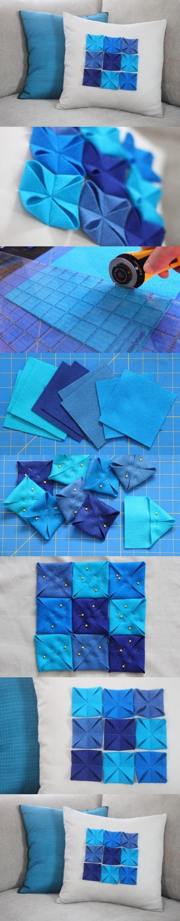 15 Projetos de diy para lindas almofadas