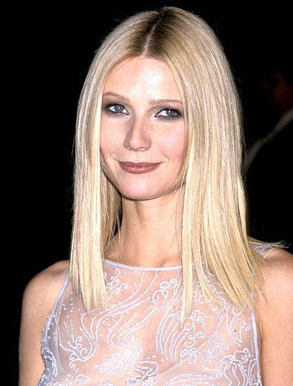 Hairstyle Blond elegante