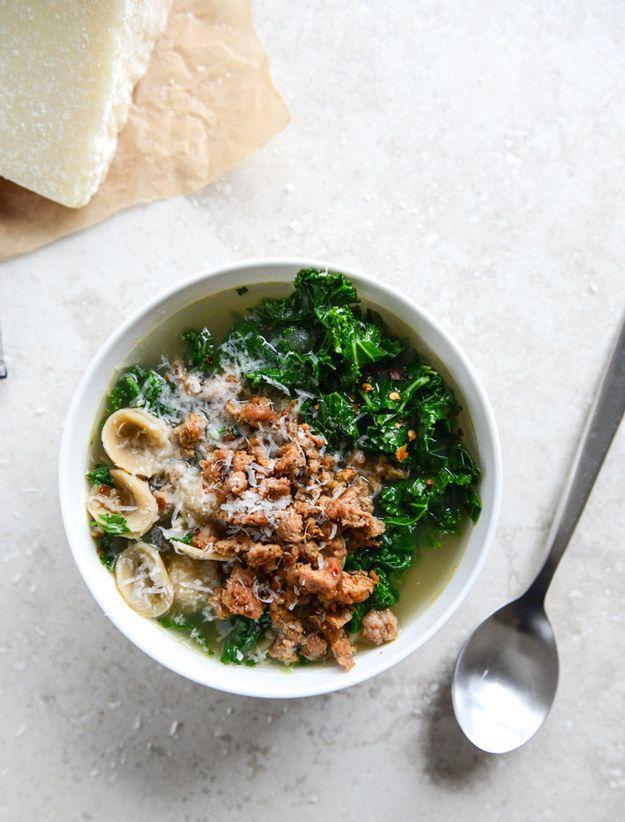 15 Receitas de comida para os legumes