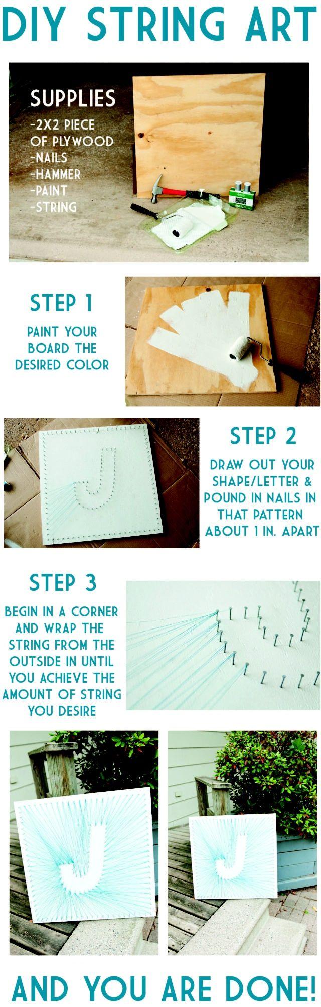 15 Idéias para tornar as artes de cordas
