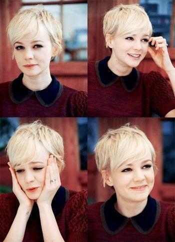 15 Ideias pixie corte de cabelo bonito para as mulheres com cabelo curto