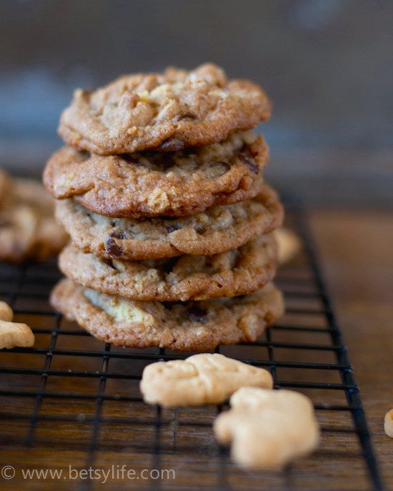 Os cookies merenda escolar