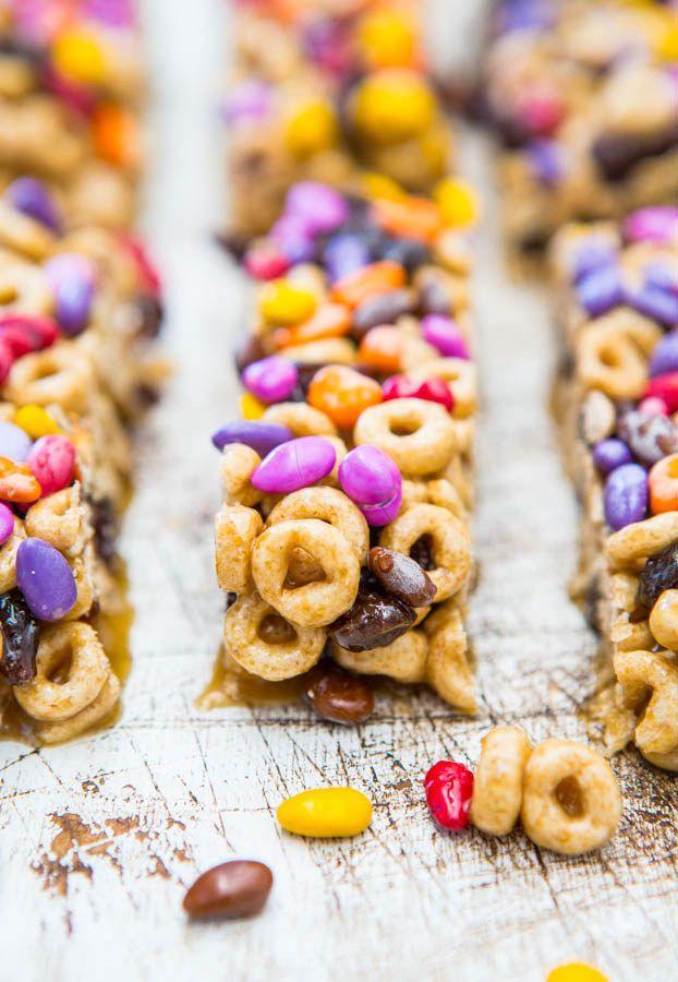 15 Petiscos com cereal você pode amar