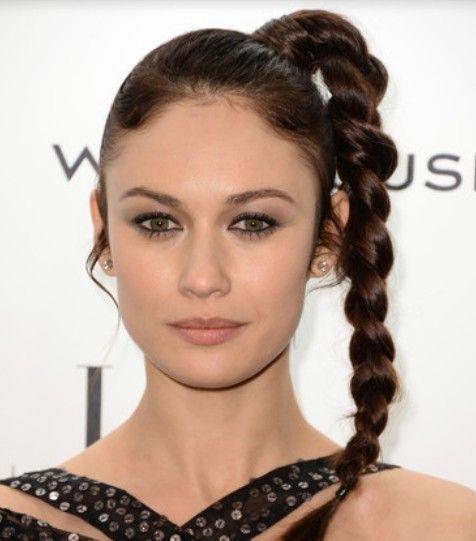 16 Celebridades dizer-lhe como balançar as tranças: penteados trançados de celebridades