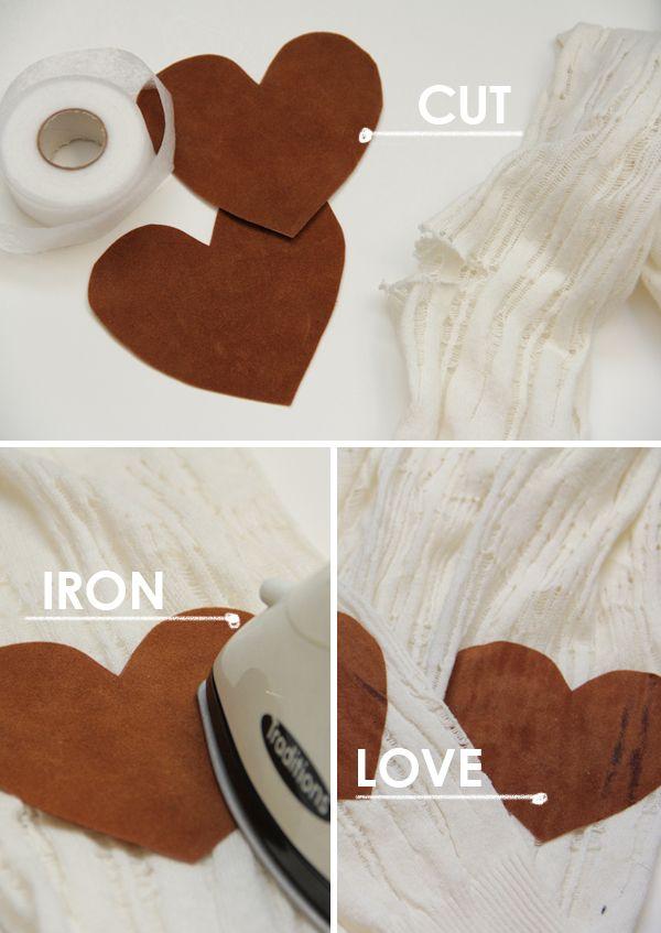 16 Maneiras fáceis de fazer cotoveleiras