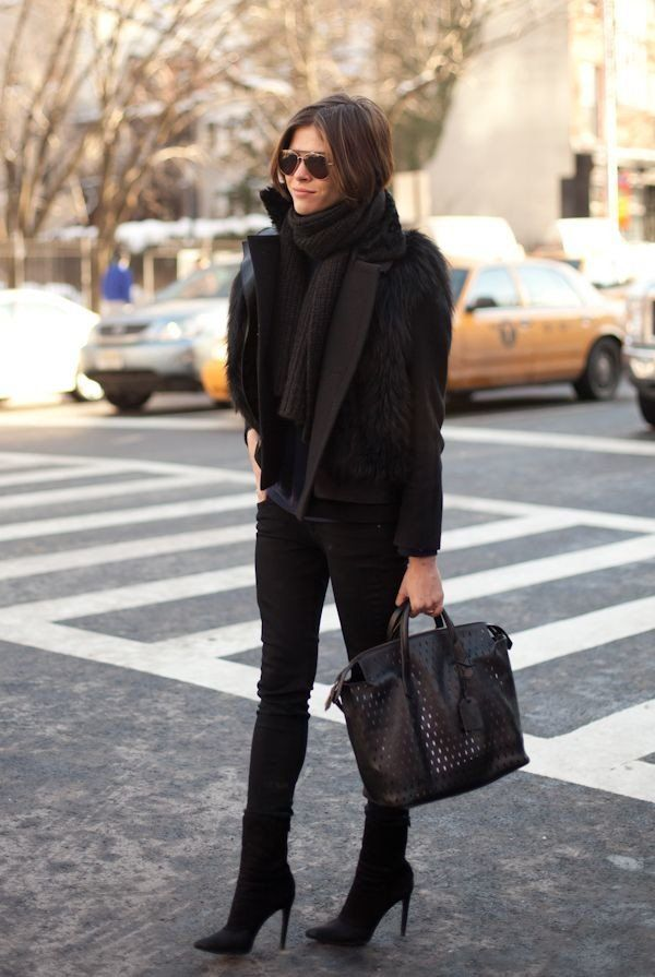 Casual-chic Idea Outfit para o Office