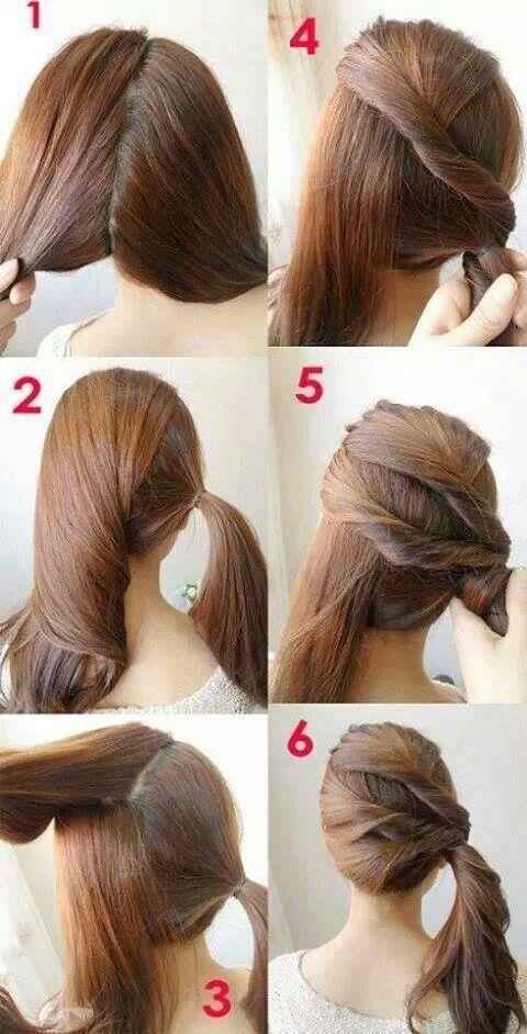 Tutoriais: penteados frescos e fáceis