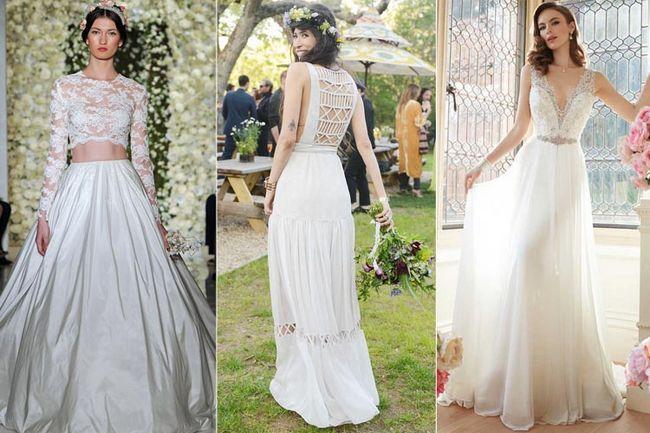 16 Dos melhores vestidos de casamento já que vai fazer você suspirar!