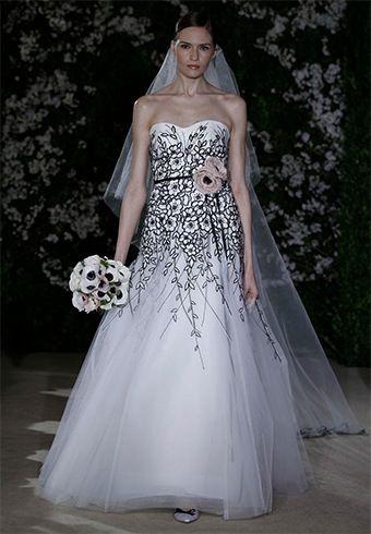 vestidos de casamento impressionantes para mulheres