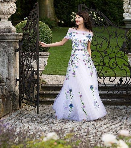 vestidos impressionantes de casamento