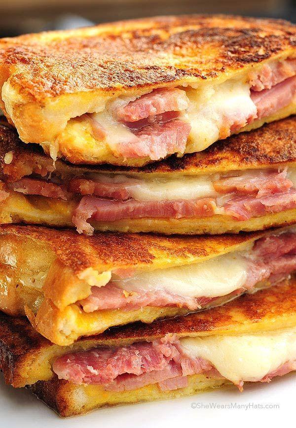 16 Receitas de sanduíches para todos os dias